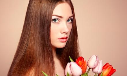 Tagli, pieghe e ricostruzione del capello