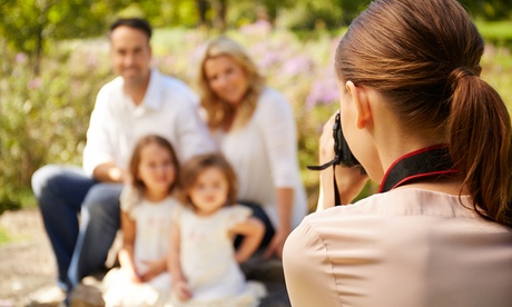 One-Hour Family Portrait, or Senior Portrait Session with Prints at Shannon Creative Images (Up to 49% Off)