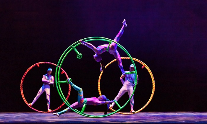Cirque Ziva - Akron Civic Theatre: Cirque Ziva Golden Dragon Acrobats at Akron Civic Theatre on Saturday, February 28, at 8 p.m. (Up to 53% Off)
