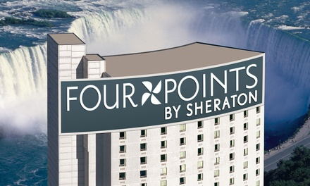 Stay with Fun and Food Package at Four Points by Sheraton Niagara Falls Fallsview, ON