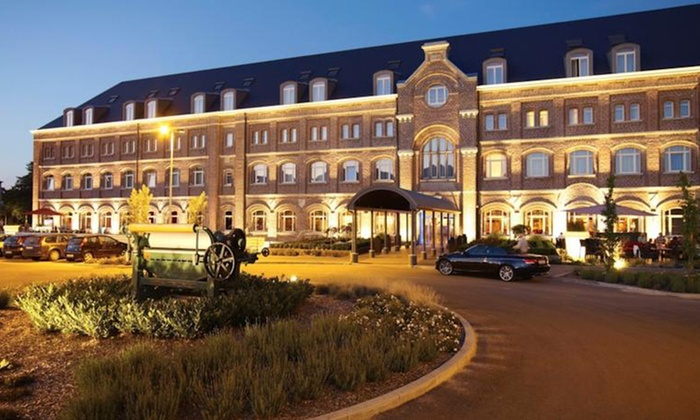 Hotel verviers van der valk groupon for Hotel romantique belgique