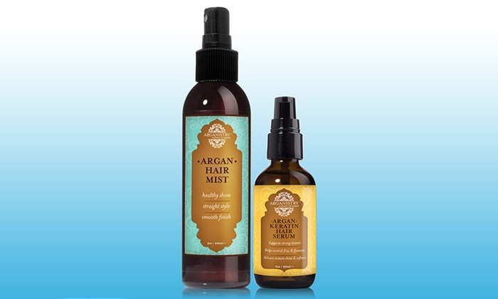 Arganistry Keratin Serum Or Hair Styling Mist
