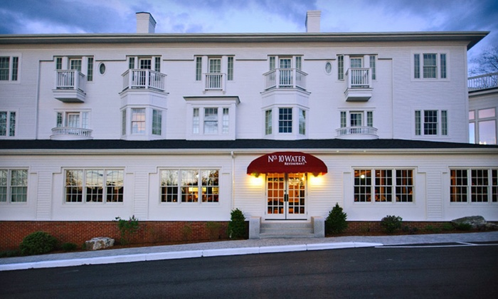 Captain Daniel Stone Inn Brunswick - Brunswick, ME: One- or Two-Night Stay with Dining Credit at Captain Daniel Stone Inn in Maine