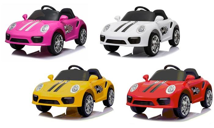 Tot 29 Op Elektrische Auto Voor Kinderen Groupon Producten