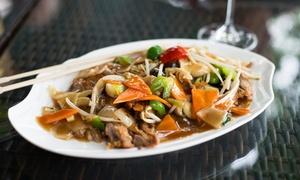 Kawayi Sushi Bar: Two-Course Chinese Meal for Two for R99 at Kawayi Sushi Bar (56% Off)