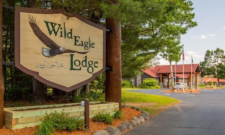 Stay at Wild Eagle Lodge in Eagle River, WI, with Dates into October