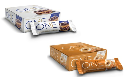 OhYeah! ONE Protein Bars (12-Count)