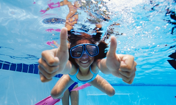 Little Dipper Aquatic Center - Concord: Eight Aqua Aerobics Classes or Four Group or Private Swim Lessons at Little Dipper Aquatic Center (Up to 57% Off)