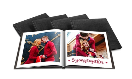 Custom 40-Page Luxury Leather Photo Books 8