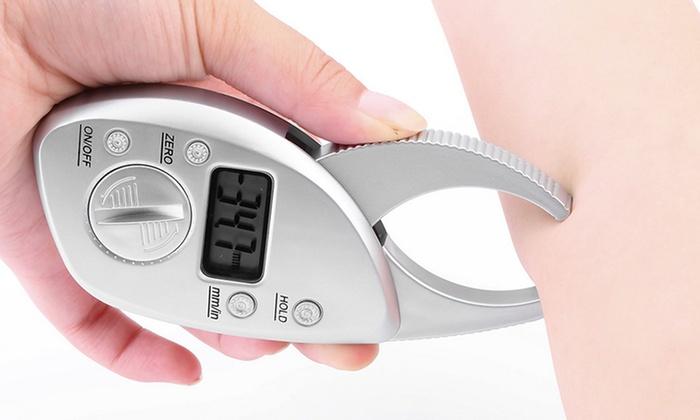 The Source Force Digital Caliper Body-Fat Analyzer