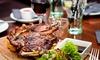Restaurant More - Berlin: Spareribs und Chickenwings inkl. Salat und Pommes für 2, 4, 6 oder 8 Personen im Restaurant More (bis zu 65% sparen*)