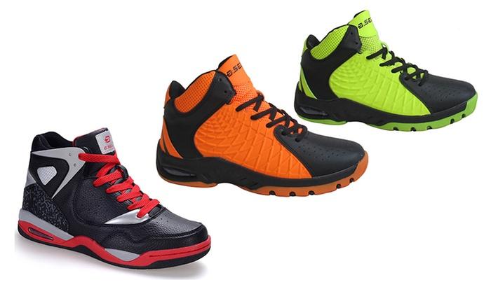 Men's Hi-Top Basketball Shoes