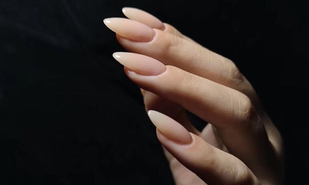 SNS Nails: One ($29) or Two Visits ($58) at Bestie House Salon (Up to $100 Value)