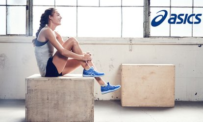 image for $75 for $100 Towards Shoes, <strong>Clothing and Accessories</strong> At ASICS