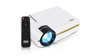 Pyle PRJG74 Compact Digital Multimedia Projector