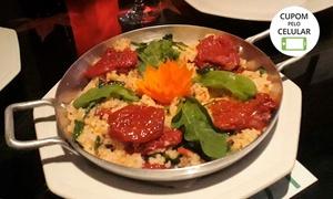 Merlot Restaurante: Risoto vegetariano para 2 pessoas no Merlot Restaurante - Gramado