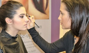 Mia Thompson make up artist: 150-Minute Make-Up Masterclass for One,Two or Three with Mia Thompson Make-Up Artist (Up to 75% Off)