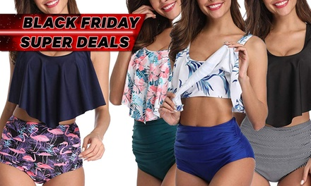 Women's Tankini: One ($20) or Two ($39) (Don't Pay up to $219.9)