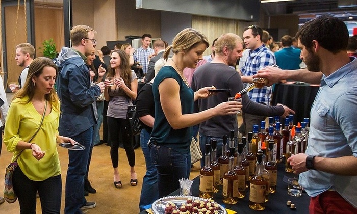 Whiskey + Doughnuts - Deavor: Admission to Whiskey + Doughnuts for 2 or 4 at Deavor on Friday, 11/6 (Up to 42% Off)