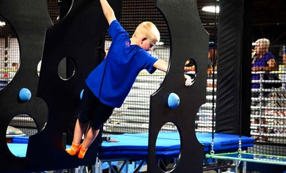 Up to 48% Off Open Warrior Gym at Kids Warrior Gym