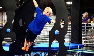 Up to 38% Off Open Warrior Gym at Kids Warrior Gym at Kids Warrior Gym, plus 6.0% Cash Back from Ebates.