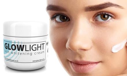 1 ou 2 crèmes blanchissantes pour la peau GlowLight