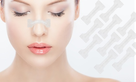 Jusquà 30 bandelettes nasales Questaplast, réduit les ronflements