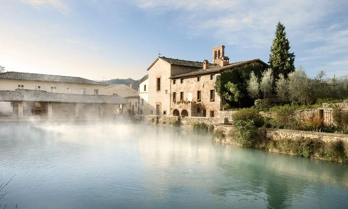 Terme bagno vignoni spa notturna per 2 persone le terme bagno vignoni groupon - Distanza da siena a bagno vignoni ...