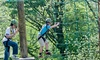 Challenge Academy - Nr Sedgley: Aerial Ropes Adventure for Up to Six at Challenge Academy (Up to 44% Off)