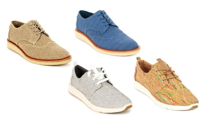 buy online 260d2 38a4b Scarpe Toms | Groupon