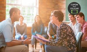 Newcastle Idiomas: Newcastle Idiomas – Centro: 1 módulo intensivo de inglês em 1 mês com matrícula e material inclusos