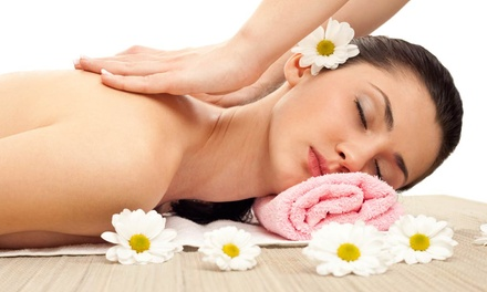 90Min Massage Pamper Package for Just $59 at Spring Beauty & Therapy Up to $165 Value