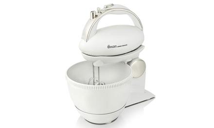 Swan FiveSpeed Hand Mixer and Bowl