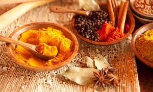 Glory of India: Three-Hour Cooking Class for One or Two with a Lunch Buffet and Drink at Glory of India (Up to 77% Off)