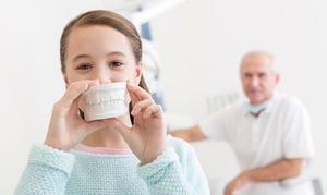 Protodens: Stomatologia dziecięca: wizyta, lakierowanie oraz fluoryzacja zębów za 49,99 zł i więcej opcji w Protodens