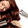 Jocca 3-Barrel Ceramic Hair Waver