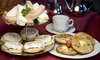 Sparkling Afternoon Tea For Two or Four from £18.95 at Chilton Country Pub and Hotel