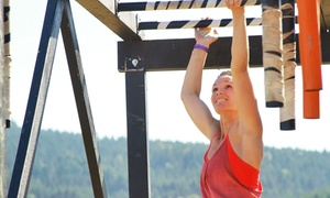 The Inferno: Up to 4- or 6-Mile Obstacle Challenge Race from The Inferno(Up to 47% Off)