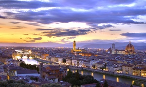 ✈ 6- or 8-Day Florence Vacation w/Air from Great Value Vacations at Florence Vacation with Hotel and Air from Great Value Vacations, plus 6.0% Cash Back from Ebates.