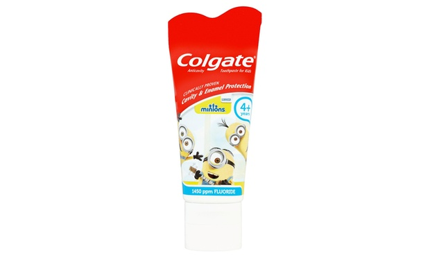 Colgate Minions Toothbrush Groupon Goods