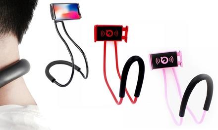Fino a 3 supporti universali per smartphone disponibili in diversi colori