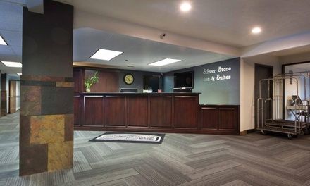 Stay at Silver Stone Inn & Suites in Post Fall, ID. Dates into December.