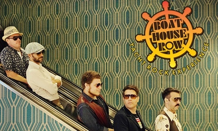 Yacht Rock Experience or Beastie Boys Tribute on November 16 or 30 at 9 p.m.