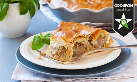Sissi Fine Cuisine — Boavista: jantar austríaco para dois com couvert, pratos principais e bebidas desde 16€