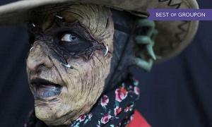 Survival Zombie (WRG): Entrada para 1, 2 o 3 personas a Survival Zombie o Lovecraft World del 1 de abril al 24 de junio desde 2,50 €