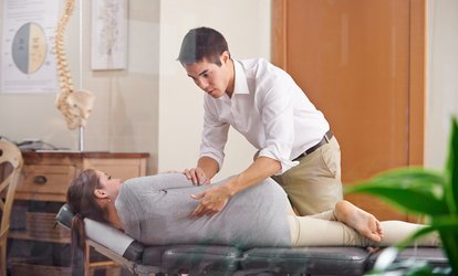 image for Chiropractic Package at Body & Spine Solutions (Up to 91% Off). Three Options Available.