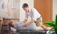 Osteopathische Diagnostik und Behandlung inkl. Ganzkörper-Massage bei Heilpraktiker Jan D. Fahning (63% sparen*)