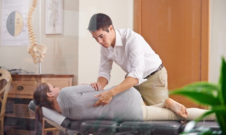 Osteopathic Consultation and Treatment at Spitalfields Osteopathy