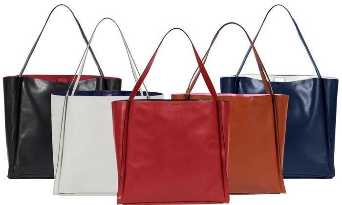 Marsi Bond Lara Shopper Tote Handbag