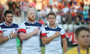 USA Rugbys: USA Rugby Match on Saturday, September 5, at 6:30 p.m.